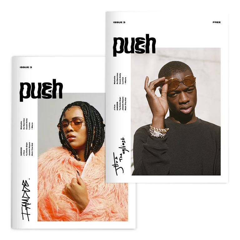 Image of PUSH Issue Three [Out Now]