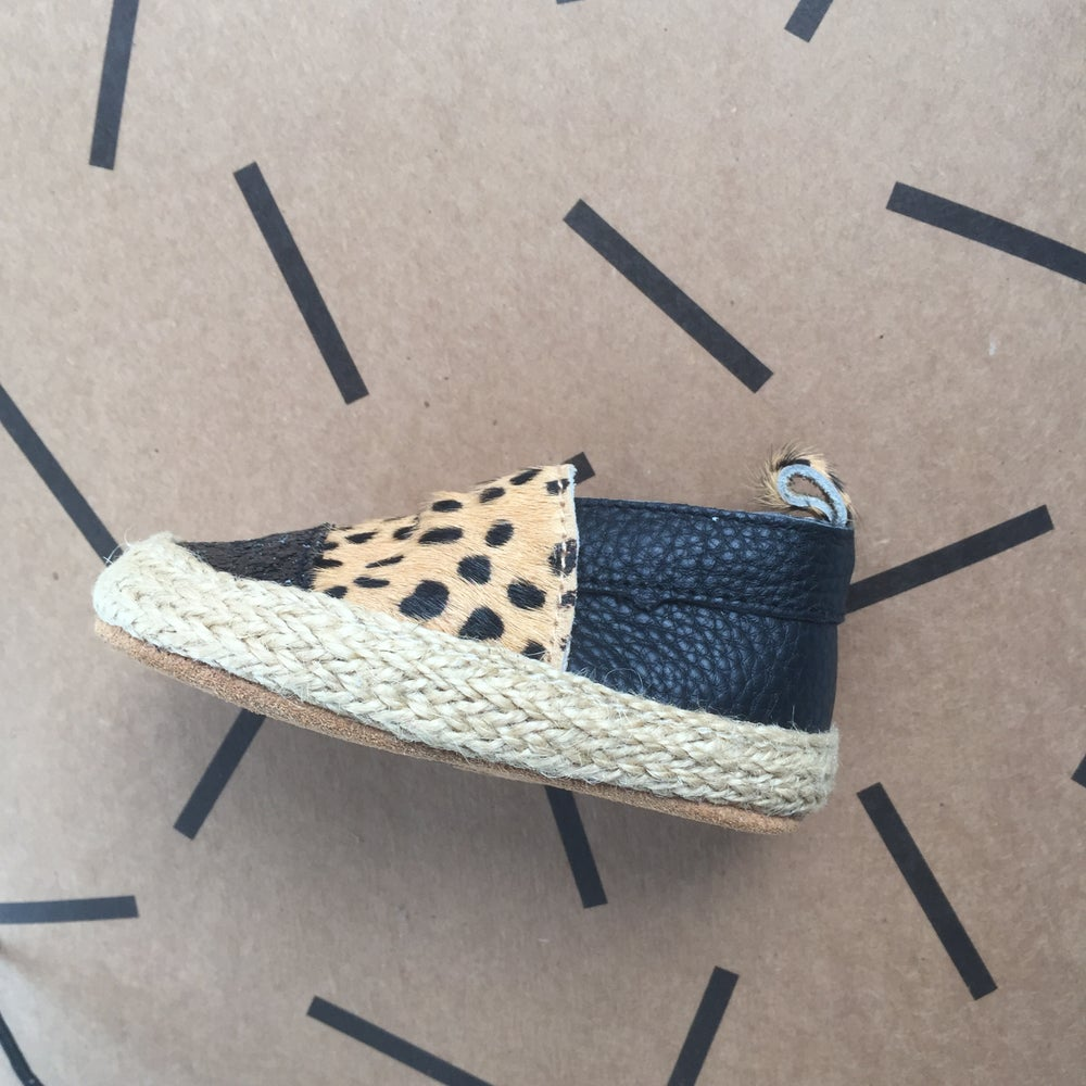 Image of Little Espadrilles- into the wild