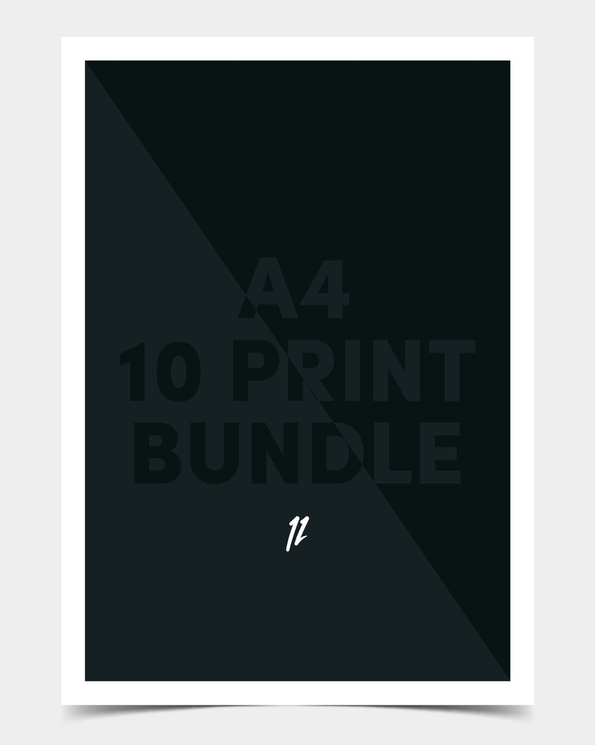 Image of A4 BUNDLE