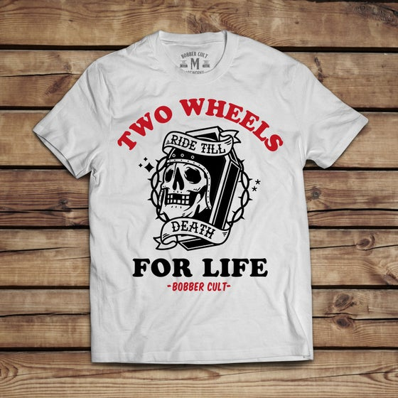 Image of Two Wheels For Life