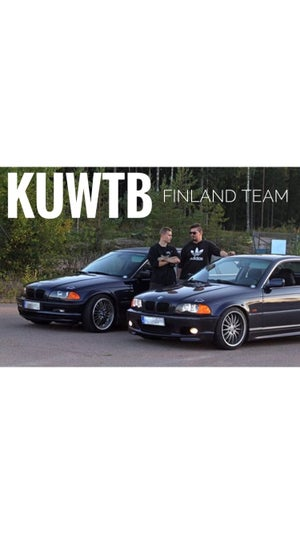 "Image of KUWTB Mini ""Finland Team"" Original"