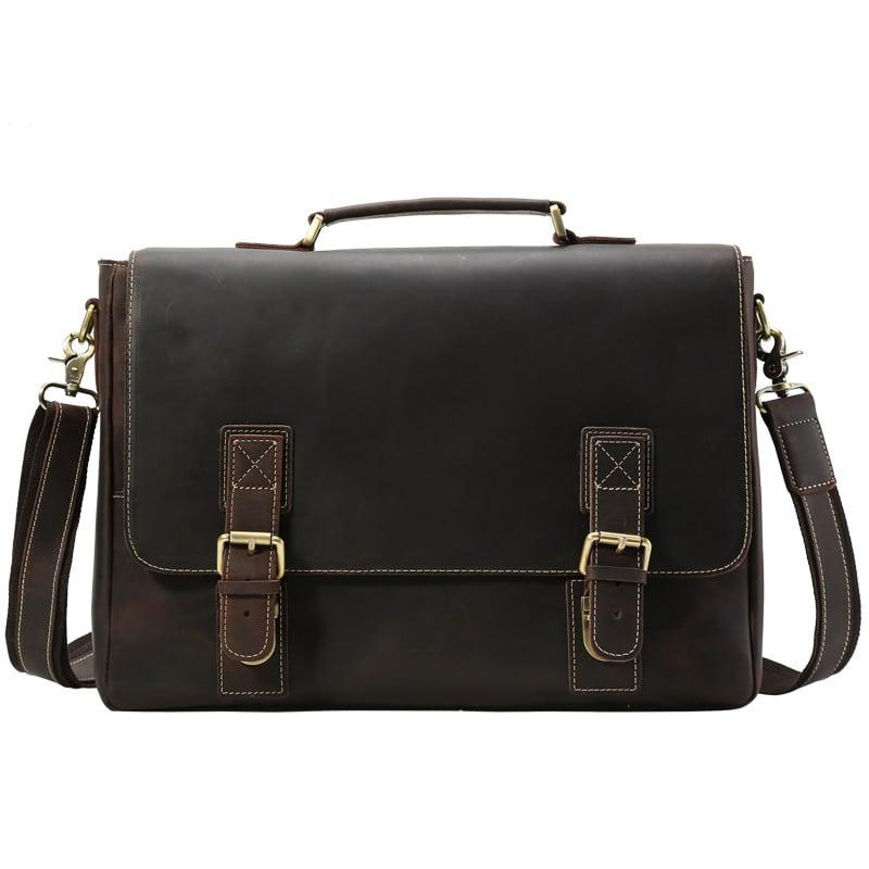 Men's Extra Large Handmade Vintage Leather