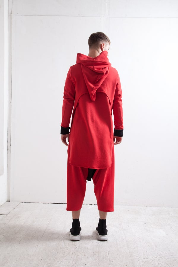 DEMENTOR JUMPER (red)