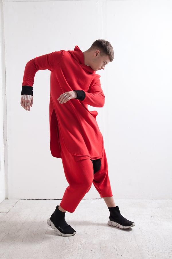 DEMENTOR JUMPER (red)