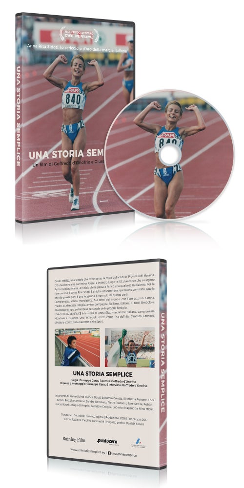 Image of Una Storia Semplice DVD