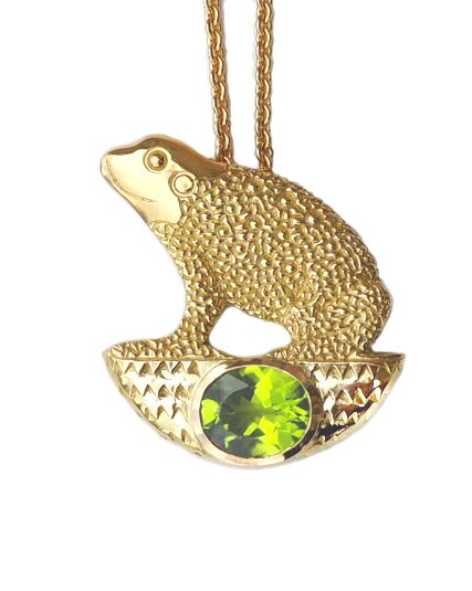 Image of Pabby Middle Kingdom Frog
