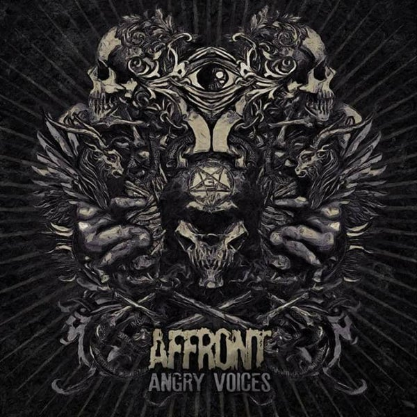 """Image of AFFRONT """"Angry Voices"""""""