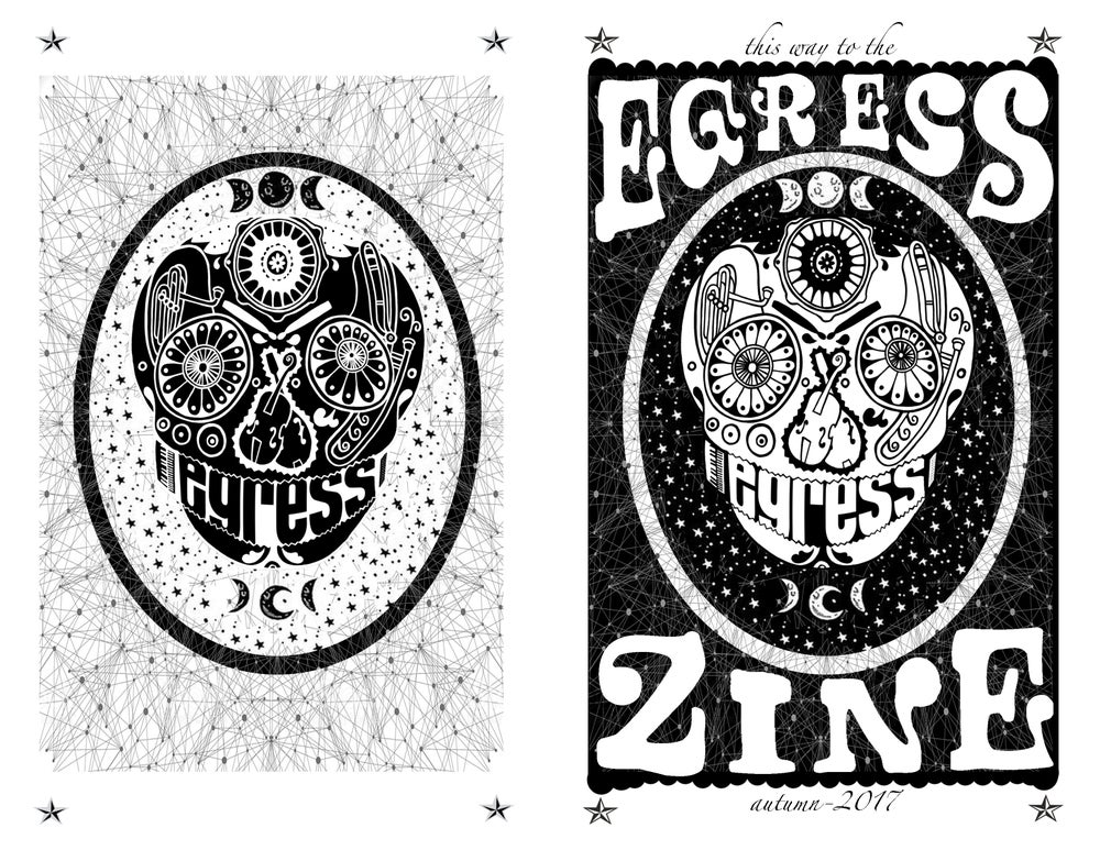 Image of EGRESS Zine