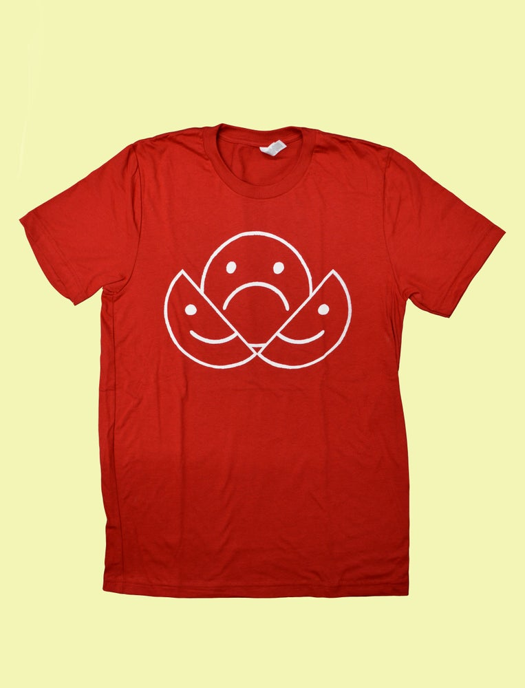 Image of CRACKED SMILEY t-shirt