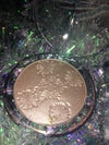 """""""Champagne on Ice"""" holiday highlighter"""