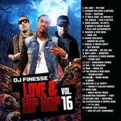 Image of LOVE & HIP HOP MIX VOL. 16