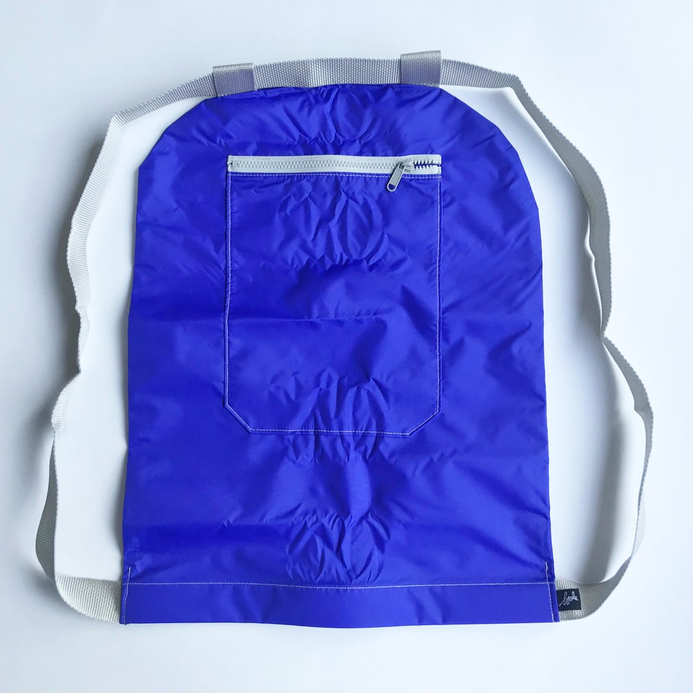 Image of Nylon royal - zip