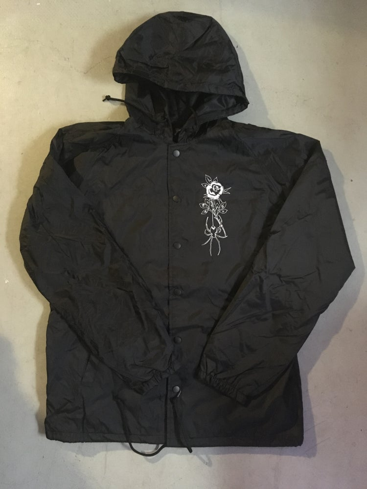 Image of HOODED JACKET