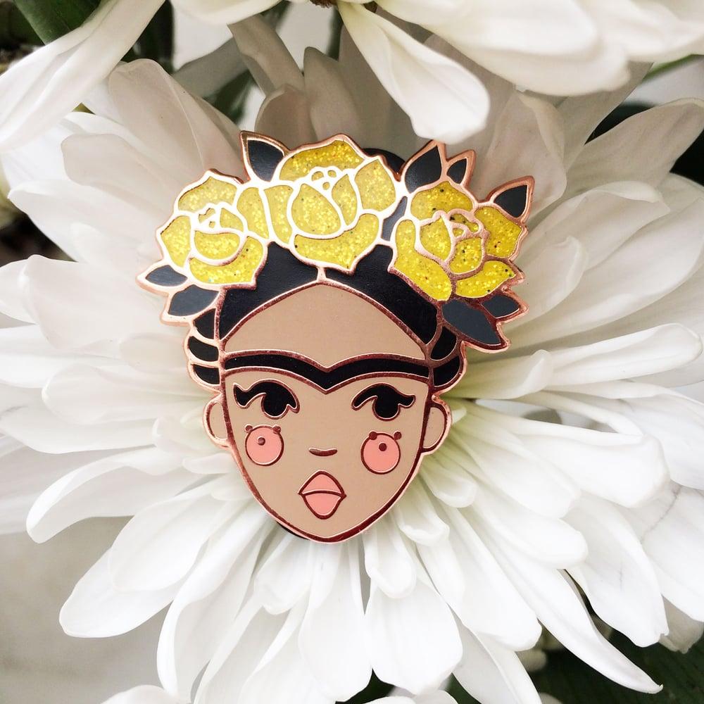 Image of Yellow Rose Frida
