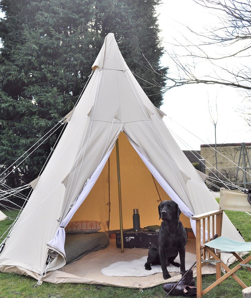Image of Camp Tipi 300