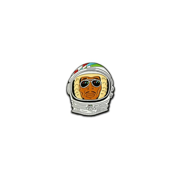 Image of A Kid Named Cudi Pin
