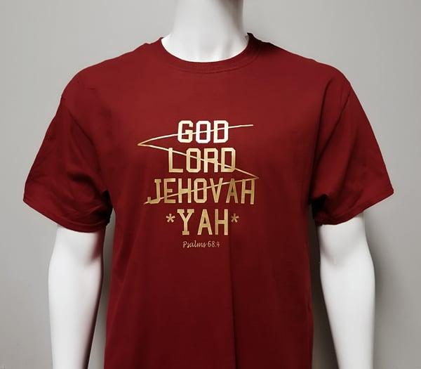 Image of Name of Yah