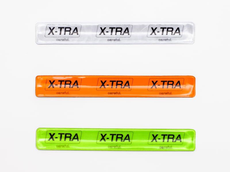 Image of X-TRA SAFETY SLAP BRACELET