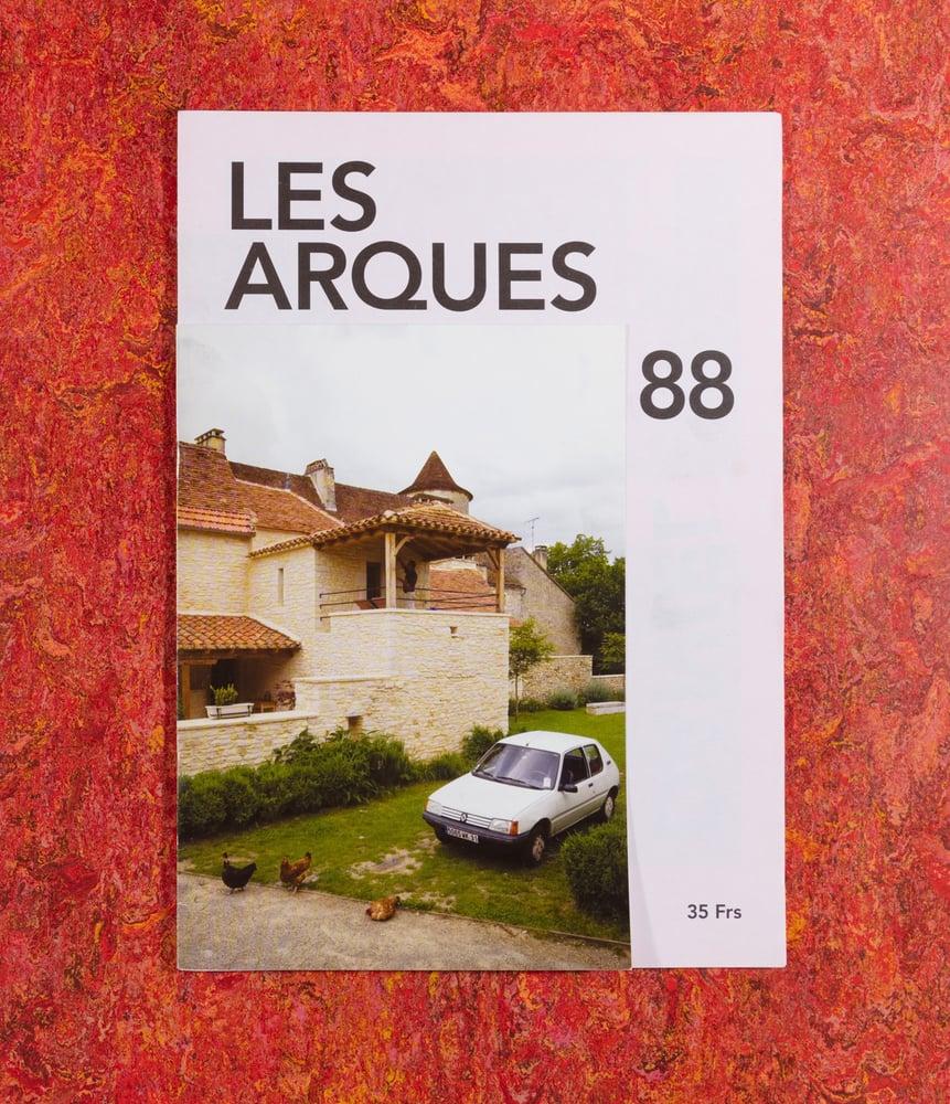Image of Les Arques 88 <br />— Aurélien Froment & Åbäke
