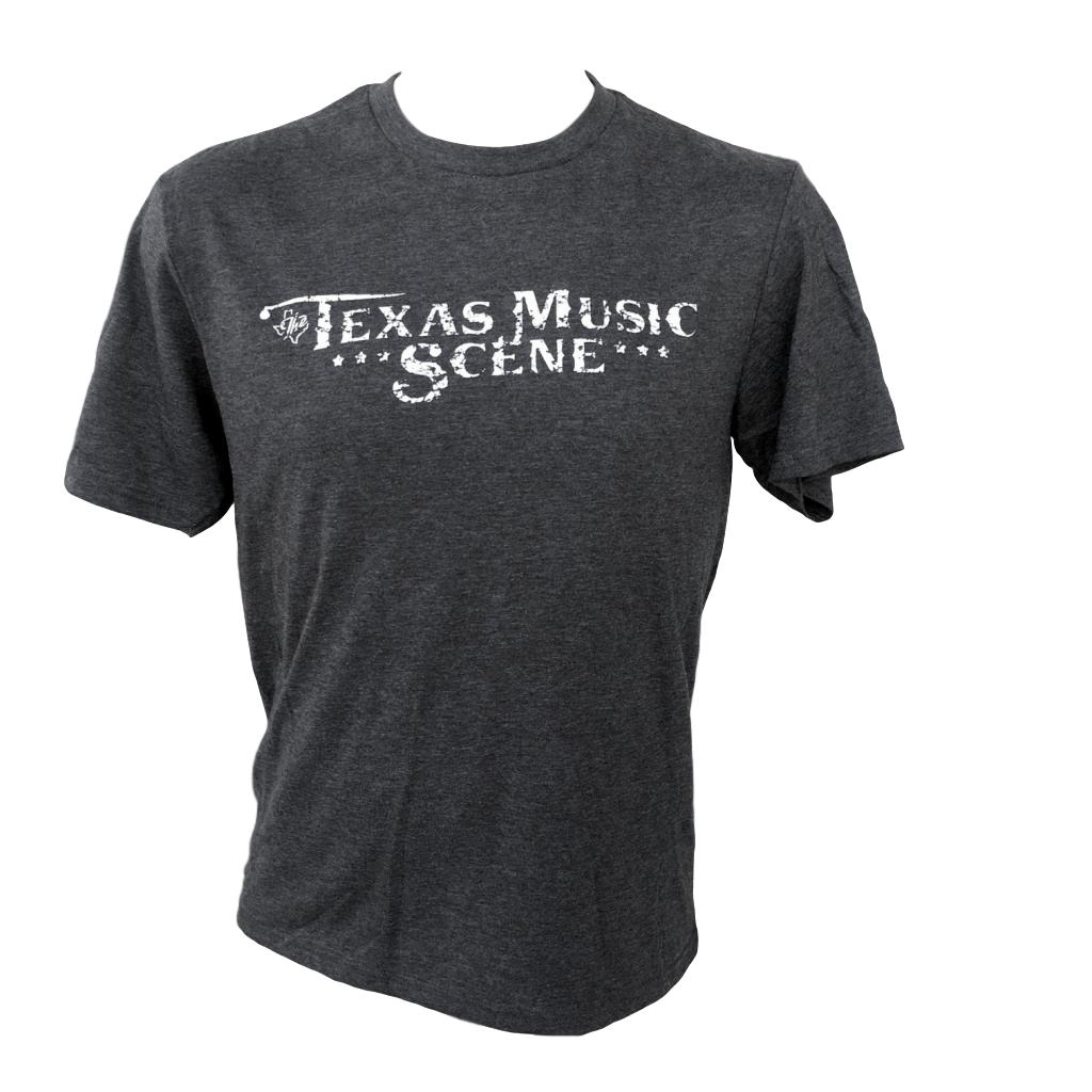 Image of TMS Logo Tee (Heather Charcoal)