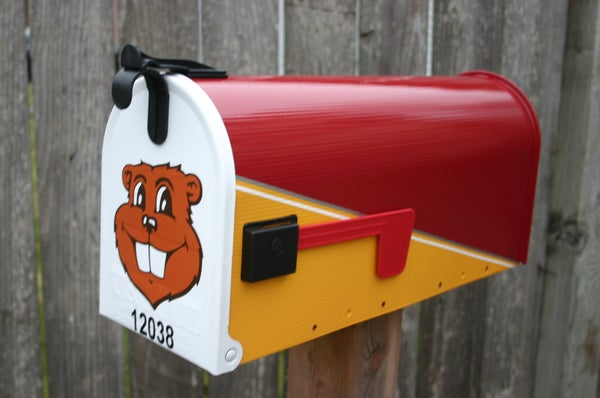 Image of University of Minnesota Mailbox by TheBusBox - Pick your team Football, Rivals, Sports, Mascot
