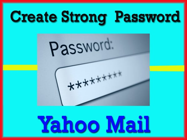 Image of Step To Protect Yahoo Mail Account from Being Hacked