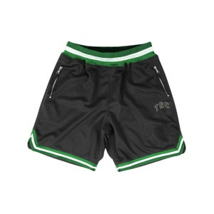 Image of Jordan Basketball Shorts (Black)