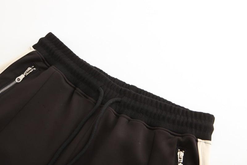 Image of Vintage Track Pants (Black)