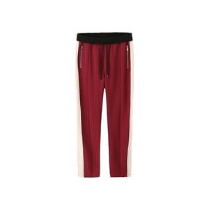 Image of Vintage Track Pants (Maroon)