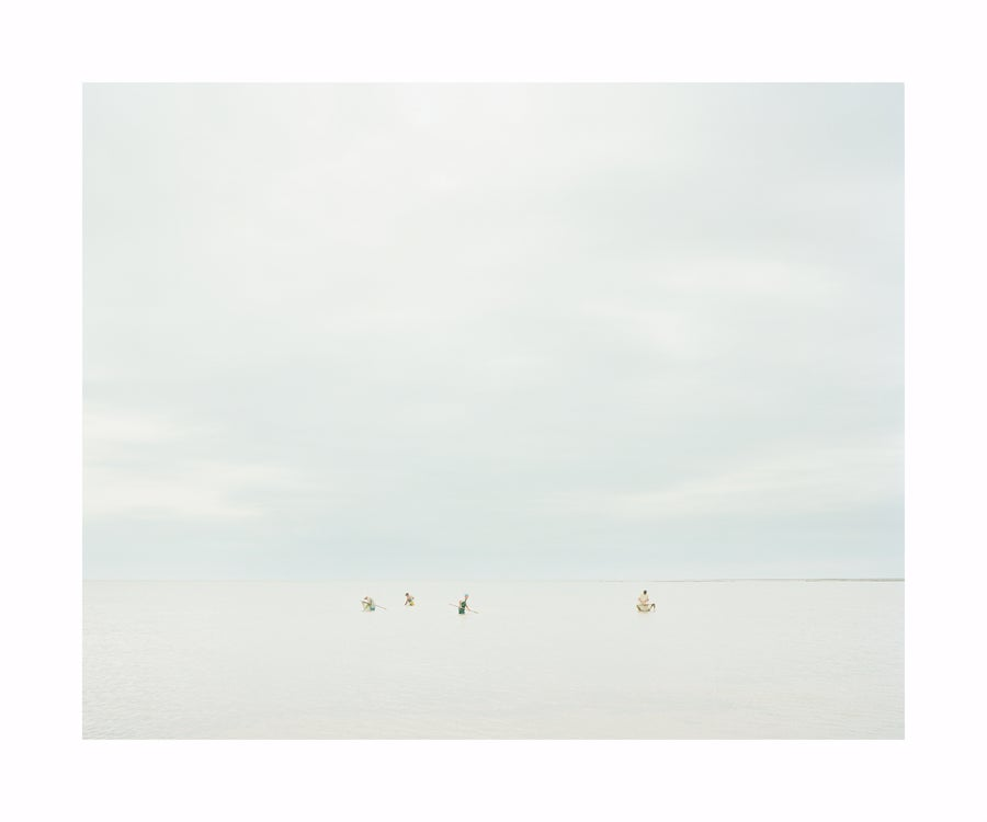 Image of French Shrimpers 1 - Limited Edition Archival Print - Small