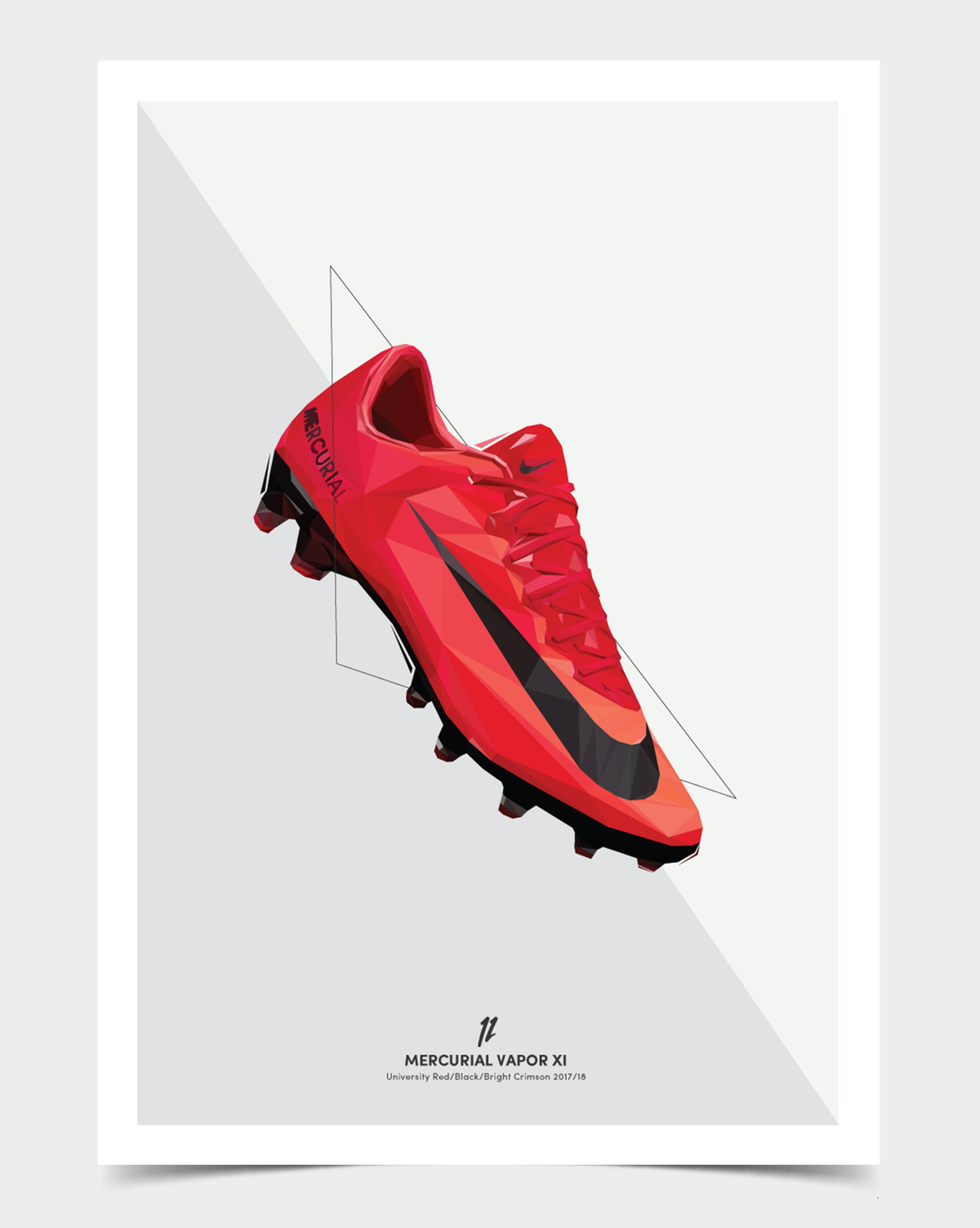 Image of Mercurial Vapor XI (Fire)