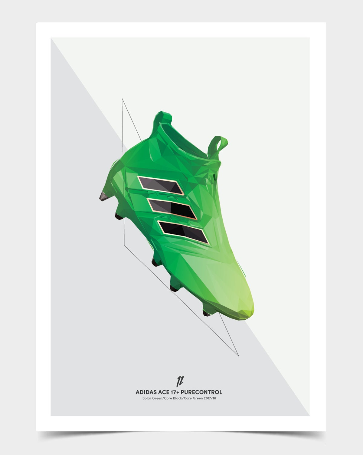 Image of Adidas Ace 17+ Purecontrol (Green)