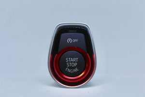 Image of BMW Red stop/start Surround