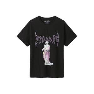 Image of Still Life Statue Tee (Black)