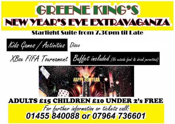 Image of New Years Eve Tickets