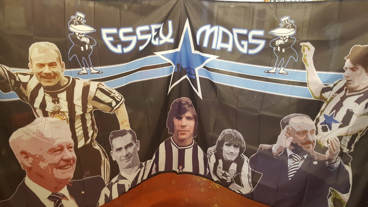 Custom Printed Football Fence Flags. Club Flags, Organisation flags.