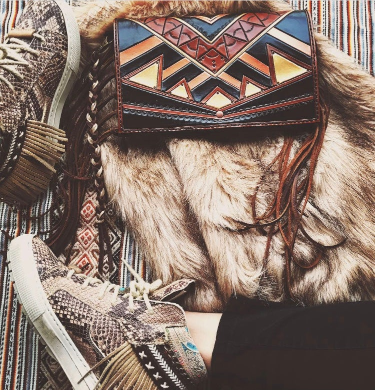Image of Boho Cleopatra Clutch