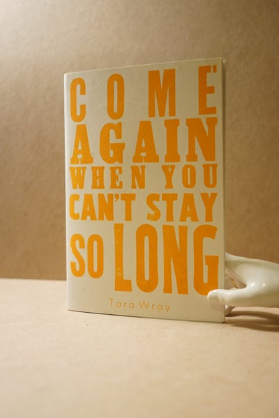 Image of Book/DVD Combo - Come Again When You Can't Stay So Long & Manhattan, Kansas