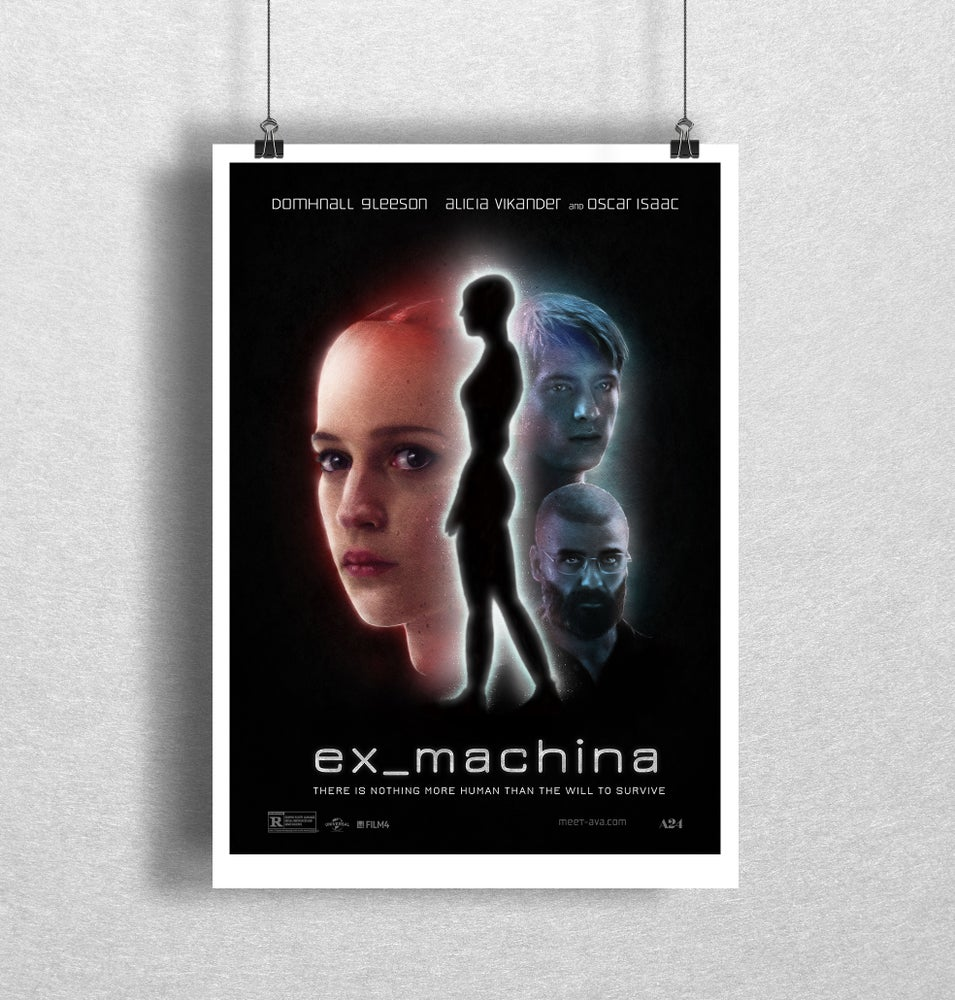 Image of Ex_Machina AMP