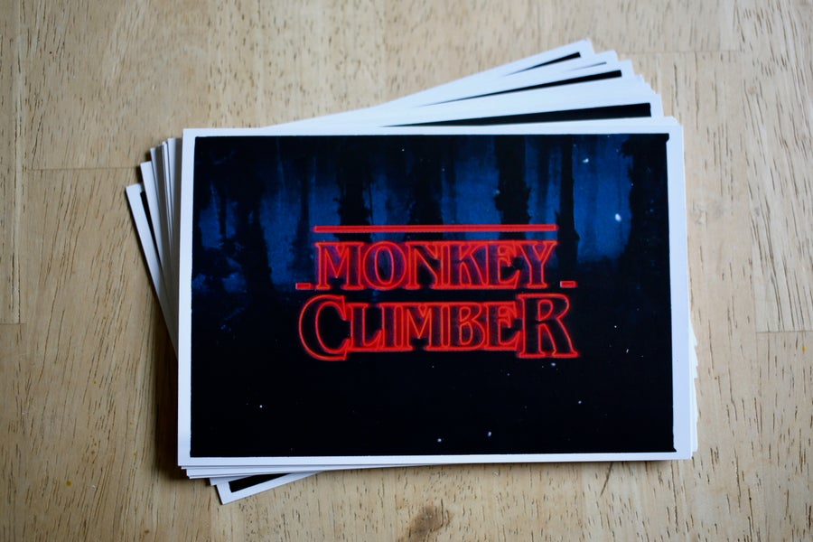 Image of Monkey Climber Gift Voucher