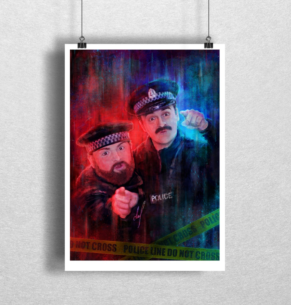 Image of Quality Polis Art Print