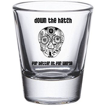 Image of EGRESS Shot Glass