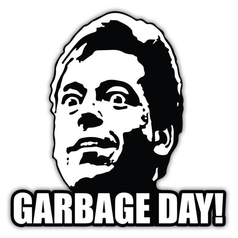 Image of Garbage Day!