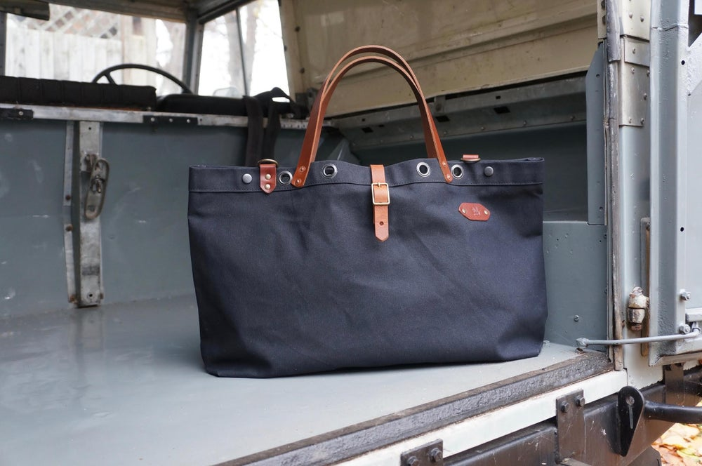 Image of FiftySix Tote Bag - Charcoal