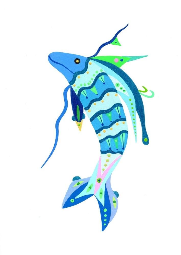 Image of Fulvia Mendini -  Il pesce
