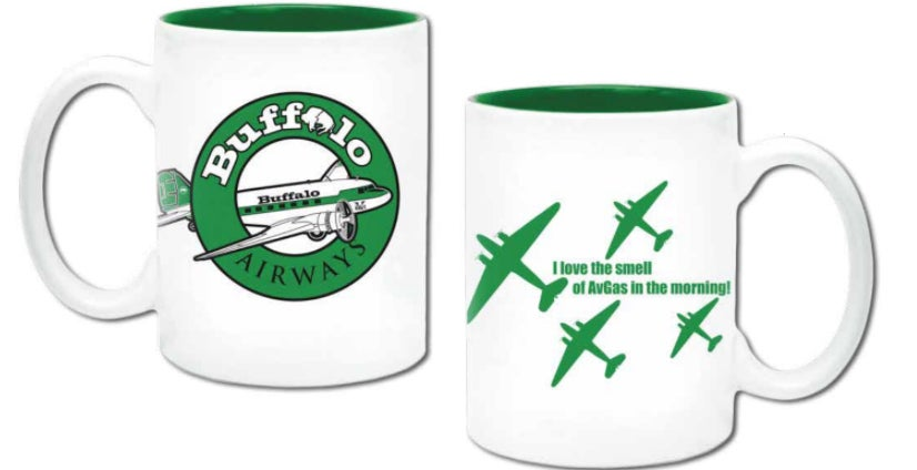 Image of AvGas Coffee Mug