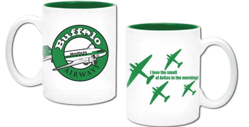 Image of AvGas Coffee Mug