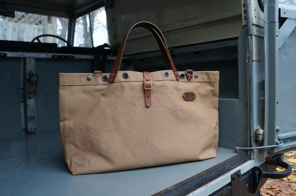 Image of FiftySix Tote Bag - Khaki