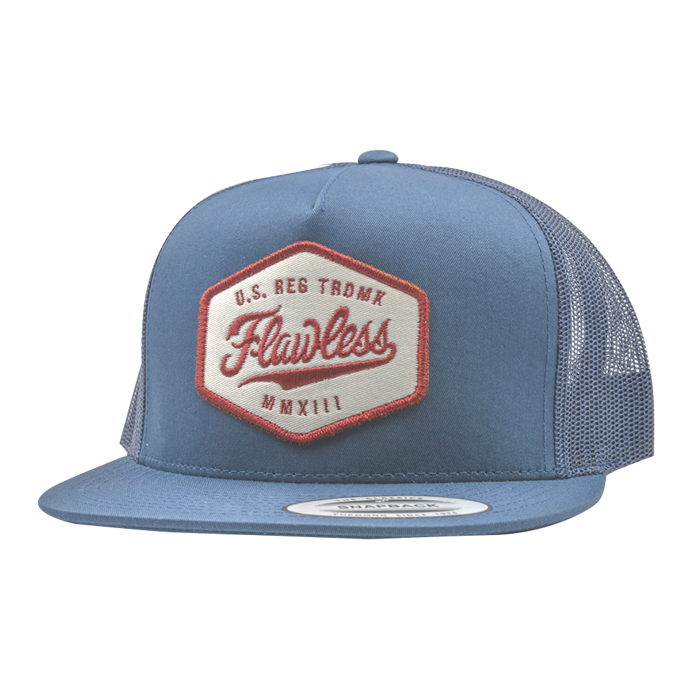 Image of TRADEMARK TRUCKER - NAVY
