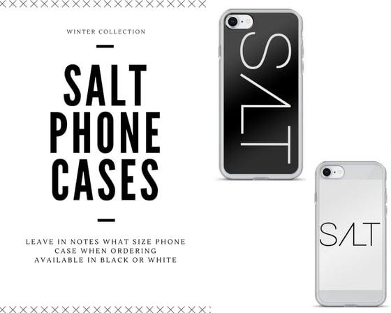 Image of Salt Phone Cases